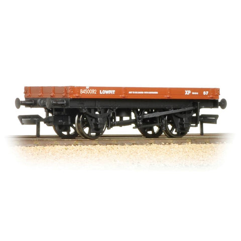 BRANCHLINE 1 Plank Wagon BR Bauxite (37-479A)