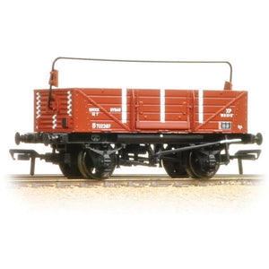 BRANCHLINE OO 12 Ton Shock Absorbing Open Wagon BR Bauxite