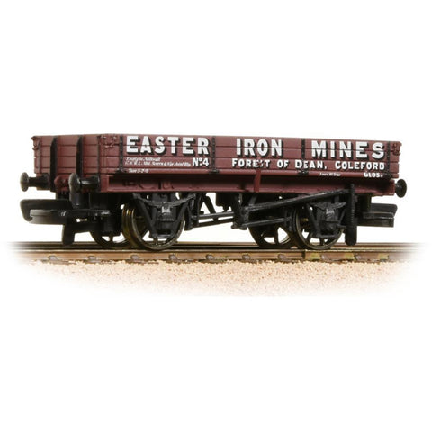 BRANCHLINE 3 Plank Wagon 'Eastern Iron Mines' (37-934)