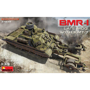 MINIART 1/35 BMR-1 Late Mod. with KMT-7