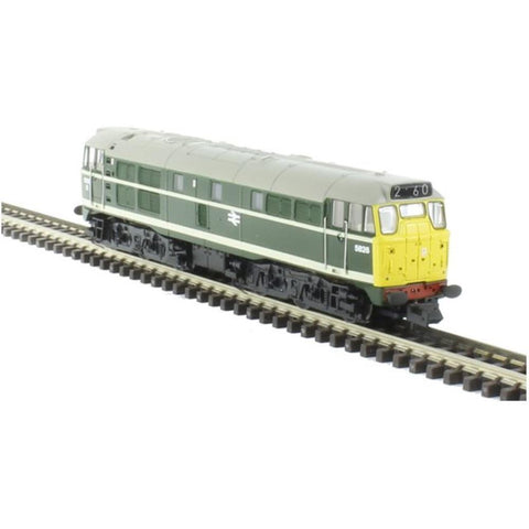 GRAHAM FARISH Class 31 5826 BR Green Full Yellow Ends : Available