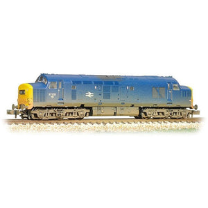 GRAHAM FARISH Class 37 37251 BR Blue Weathered