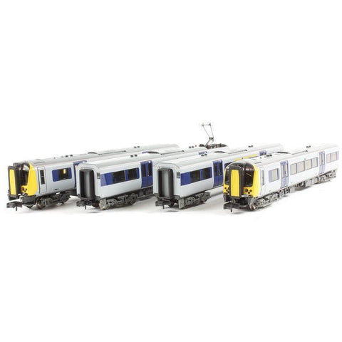 GRAHAM FARISH  Class 350/1 DesiroEMU 350 111 'Apollo' Silverlink-Unbranded - Hearns Hobbies Melbourne - GRAHAM FARISH