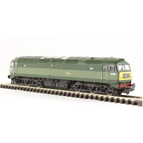 GRAHAM FARISH Class 47/0 BR Green D1572 Small Yellow Panel : Available