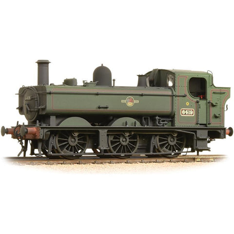 GRAHAM FARISH N scale Class 64XX Pannier Tank 6412 BR Lined