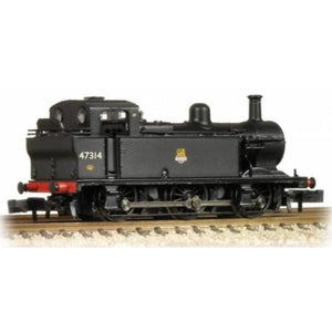GRAHAM FARISH N Class 3F (Jinty) 47314 BR Black Early Emble