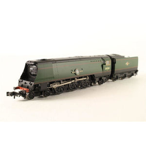 GRAHAM FARISH N Merchant Navy Class 35028 'Clan Line' BR Gr