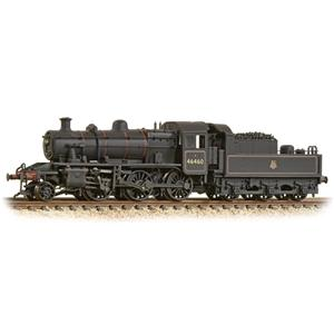 Image of GRAHAM FARISH N Ivatt Class 2MT 2-6-0 46460 BR Early Emblem