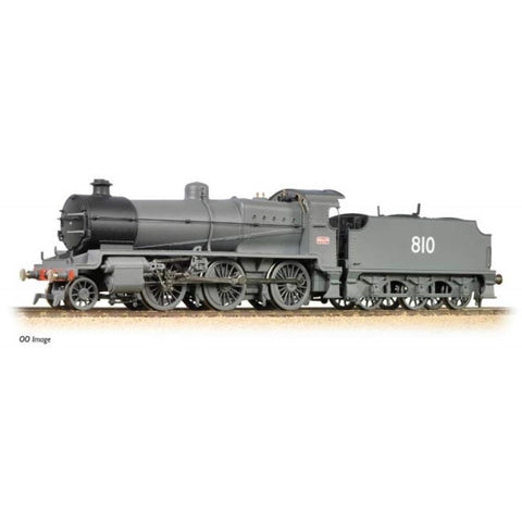 GRAHAM FARISH N Class 2-6-0 810 SECR Grey - Hearns Hobbies Melbourne - GRAHAM FARISH