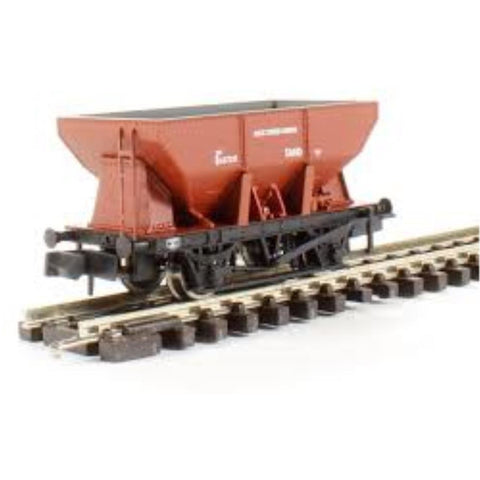 GRAHAM FARISH 24 Ton Ore Hopper Wagon BR Brown - Hearns Hobbies Melbourne - GRAHAM FARISH