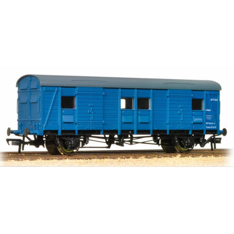 GRAHAM FARISH Ex-Southern CCT Covered Carriage Truck BR Blue : B-16June - Hearns Hobbies Melbourne - GRAHAM FARISH