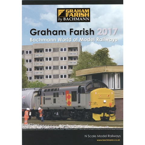 GRAHAM FARISH Graham Farish Catalogue 2017 - Hearns Hobbies Melbourne - GRAHAM FARISH