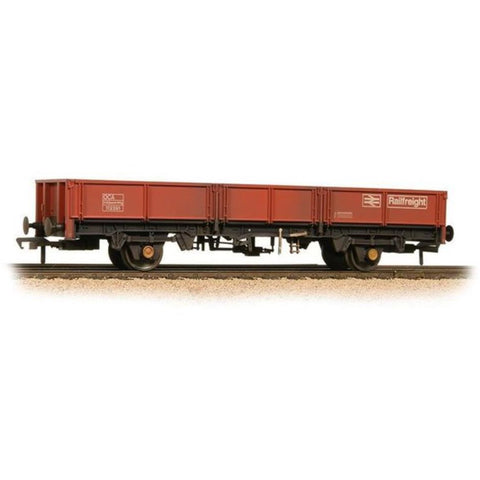BRANCHLINE 31 Tonne OCA Dropside Open Wagon Railfreight Red - Weathered