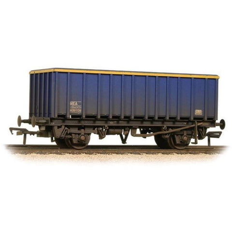 BRANCHLINE 45 Tonne glw MEA Open Box Wagon Mainline Blue - Weathered