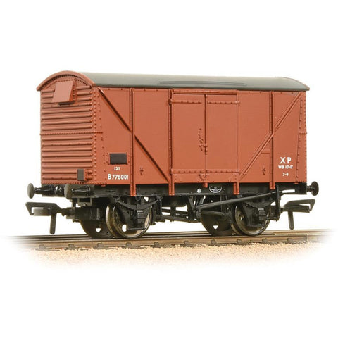 BRANCHLINE 12 Ton BR Plywood Ventilated Van Bauxite (Early) (38-170D)