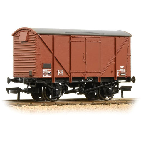 BRANCHLINE 12 Ton BR Plywood Ventilated Van Bauxite (Late) (38-171D)