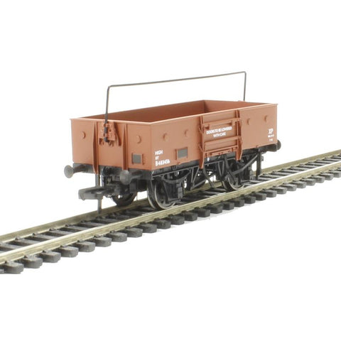 Image of BRANCHLINE OO BR 3 Ton Open Wagon with Sheet Rail Highbar BR