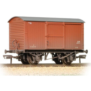 BRANCHLINE 12 Ton Non-ventilated Van BR Bauxite (Early) Weathered