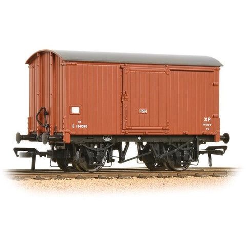 BRANCHLINE OO 12 Ton Fish Van BR Bauxite (Early) (38-576A)