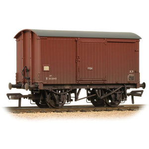 BRANCHLINE 12 Ton Fish Van BR Bauxite (Late) Weathered (38-578)