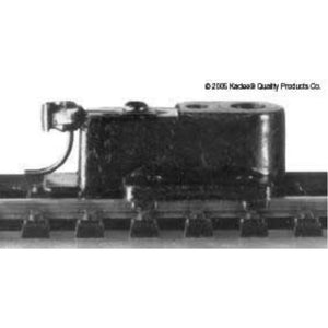 KADEE #205 Coupler Height Gauge - Kit -- Includes #5(R) & #58 Scale Coupler