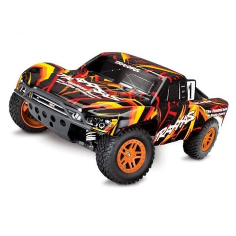 TRAXXAS Slash 4x4 Brushed - Orange (39-68054-1ORANGE)