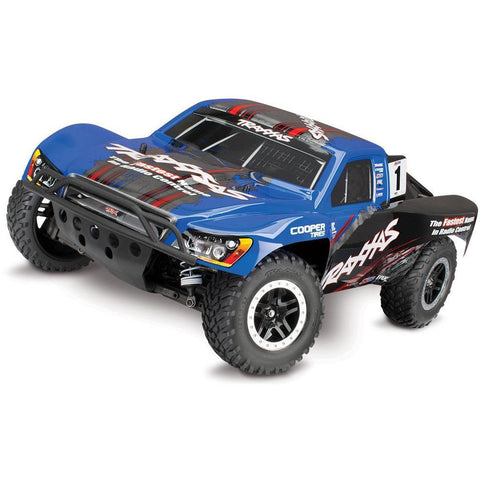 Traxxas Slash 4X4 VXL Brushless 1/10 4WD RTR Short Course Truck