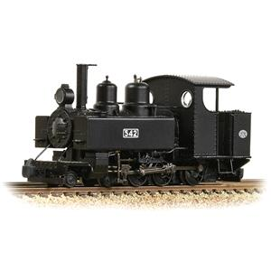 BACHMANN NARROW GAUGE OO9 Baldwin Class 10-12-D 542 WW1 ROD