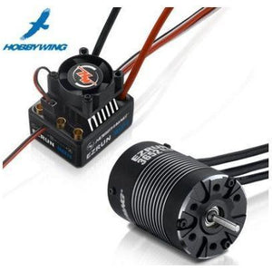 HOBBYWING MAX10 with 3300kv motor COMBO (HW38010203)