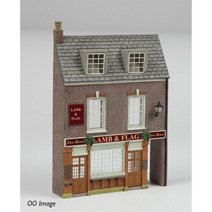 SCENECRAFT NLow Relief Pub 45mm x 10mm x 63mm