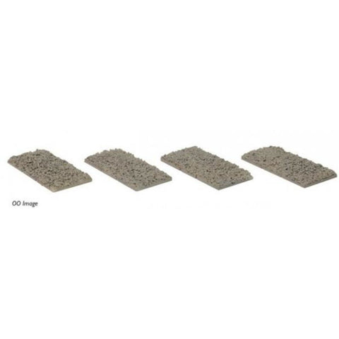 SCENECRAFT N  Ballast Loads for 4 Wheel Wagons (x4) - Hearns Hobbies Melbourne - SCENECRAFT