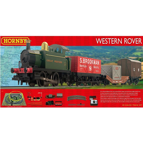 HORNBY OO - Western Rover Train Set