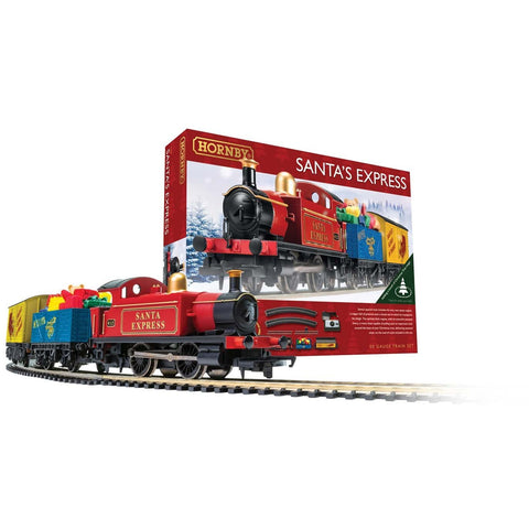 HORNBY OO - Santa's Express Train Set