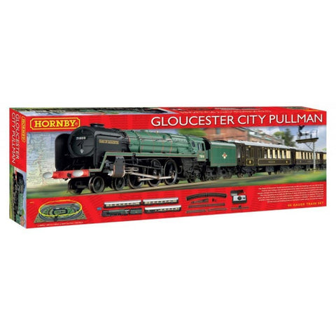 HORNBY GLOUCESTER CITY PULMAN SET