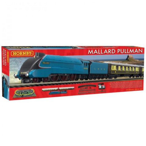 HORNBY OO - Mallard Pullman Train Set
