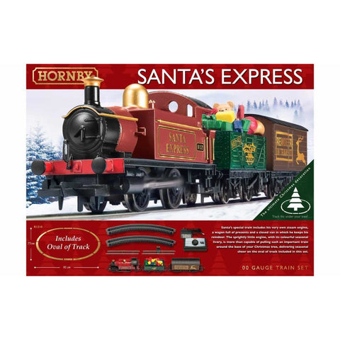 Image of HORNBY Santa's Express (42-R1210)
