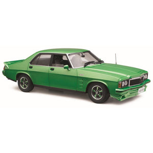 CLASSIC CARLECTABLES Holden HZ GTS 1/18 - Super Mint Metallic (43-18543) - Hearns Hobbies Melbourne - CLASSIC CARLECTABLES