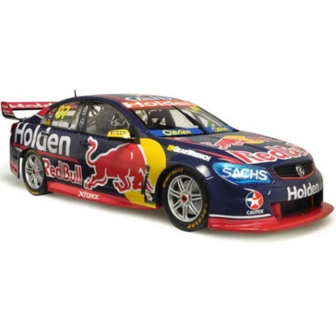 CLASSIC CARLECTABLES 1:18th 2017 Van GisbergenRed Bull Hold