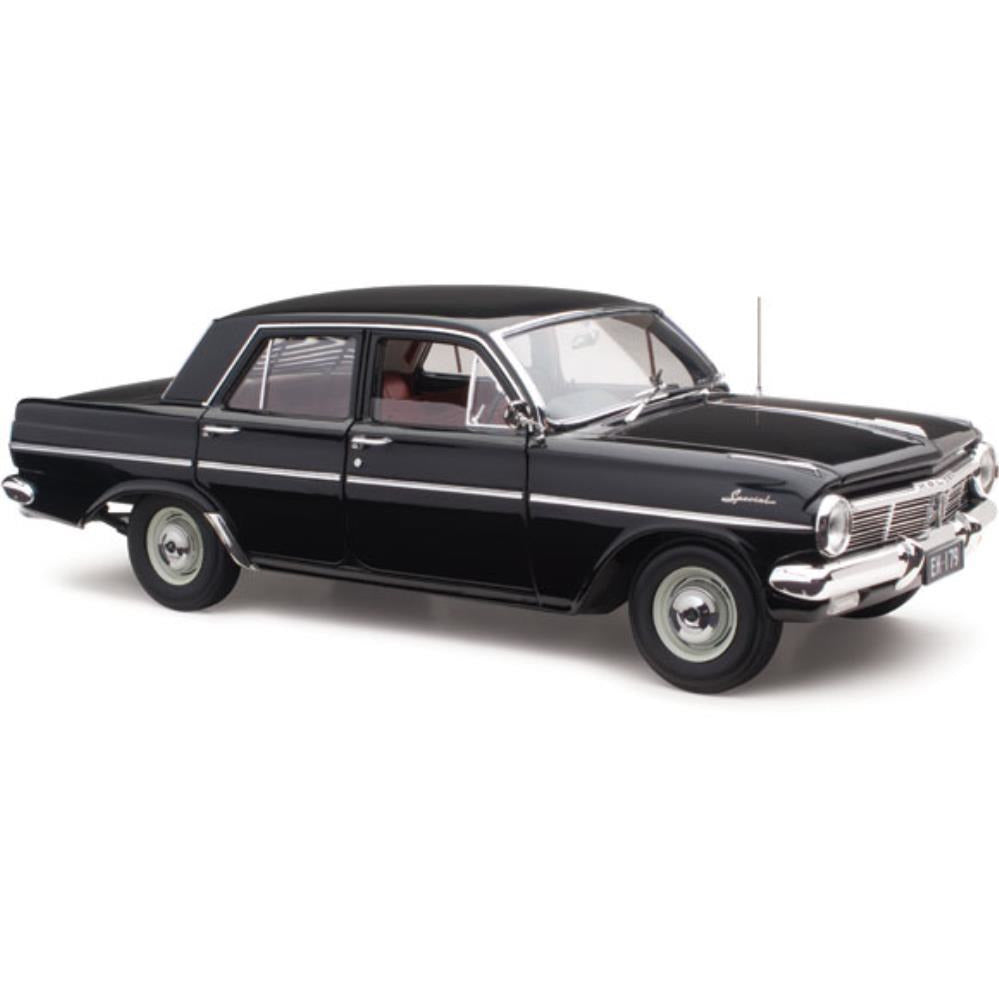 CLASSIC CARLECTABLES 1:18 Holden EH Special - Warrigal Black (43-18642)