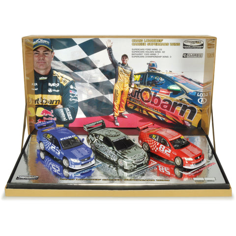 CLASSIC CARLECTABLES 1/43 Lowndes Supercar Wins Triple Set