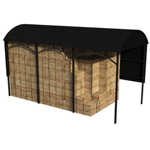 SCENECRAFT OO  Dutch Barn 131mm x 58mm x 76mm : Announced Only - Hearns Hobbies Melbourne - SCENECRAFT