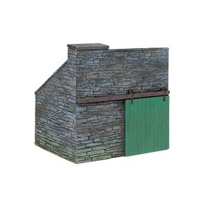 SCENECRAFT OO Narrow Gauge Slate Built Coal Store