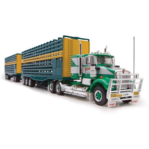 HIGHWAY REPLICAS 1/64 Livestock Road Train 'Bagshaw' (46-12