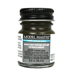 MODEL MASTER US Army Helo Drab Acryl 14.7ml