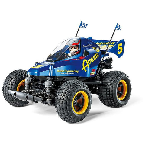TAMIYA 1/10 Avante Comical RC Buggy Kit (GF-01CB Chassis)