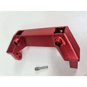 EXO 4X4 TRX-4 Alloy Rear Bumper Base