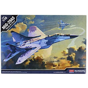 ACADEMY 1/48 MIG-29AS Limited Edition Reproduction