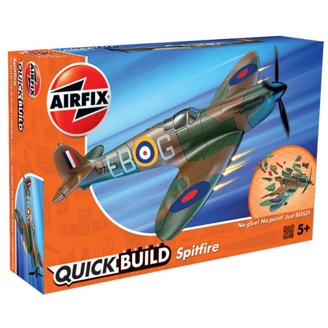Image of AIRFIX QUICKBUILD SUPERMARINE SPITFIRE