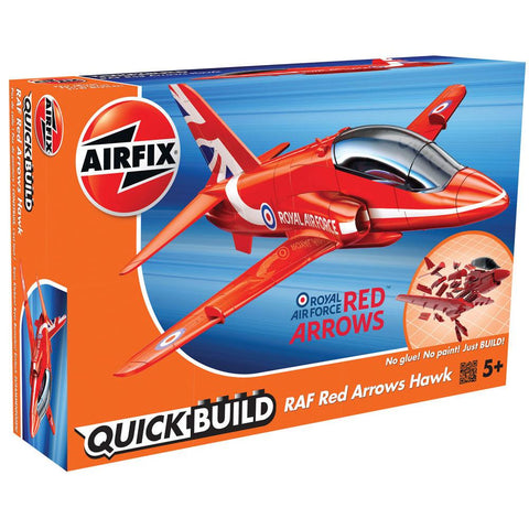 AIRFIX Quickbuild Red Arrows Hawk - New Livery