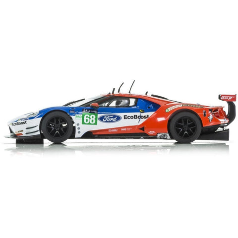 SCALEXTRIC FORD GT GTE LE MANS 2017 NO. 68 (57-C3857)